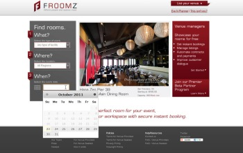 Froomz Home Page