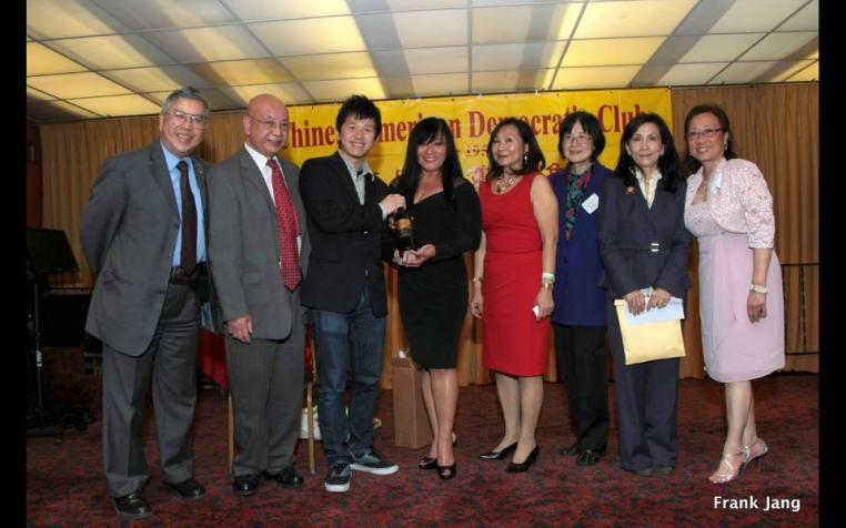 Froomz Biz Dev Consultant Sarah Solano wins the CADC Grand Prize Raffle