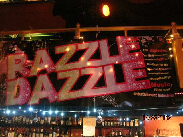 Froomz at Razzle Dazzle SF