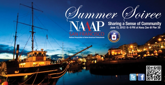 Froomz at the NAAAP 2012 Summer Soiree