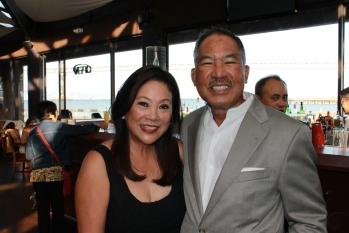 Lloyd Lacuesta and Mona Lisa Yuchengco | FroomzBlog