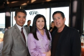 Irwin Ver, Nina Romualdez, Poch Estella | FroomzBlog