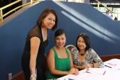 Sonia Delen, Keesa Ocampo and Jo-Ann Agcaoili | FroomzBlog