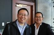 Raymond Virata and Ben Acorda | FroomzBlog