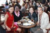 Christina Dunham, Sansu Ramsey, Charito and Romy Benipayo | FroomzBlog