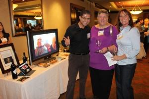 Jason Elkin | Uncorked at Sipping with Seton | FroomzBlog