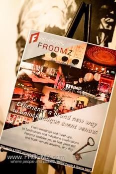 Experience a new way to unlock unique event venues