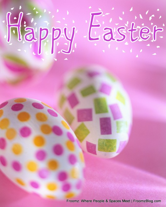 Happy Easter from all of us at Froomz