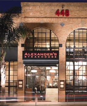 Alexander-Steakhouse-Facade