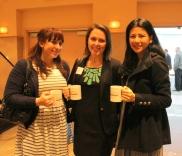 Chandra and Claire from Seton Foundation with Karina Calayag Skyline Presidents Breakfast 130321- (5)