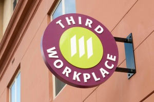 Third Workplace Sign
