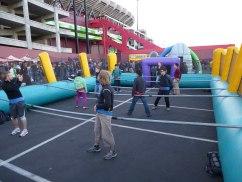 Human Foosball at TechCarnival_2013-14
