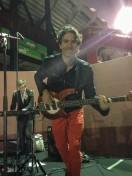Jack Dunham on bass for Feedbomb at TechCarnival_2013-36