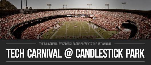 Tech Carnival at Candlestick Park