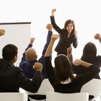 Motivational Conference Speaker