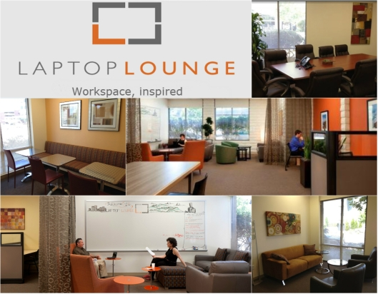 Book the Laptop Lounge on Froomz