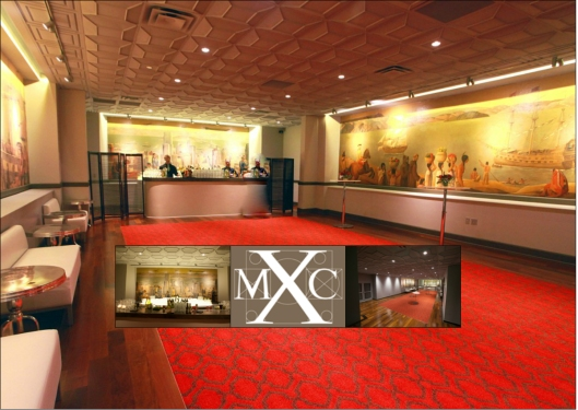 Featured Venue: Merchants Exchange Club